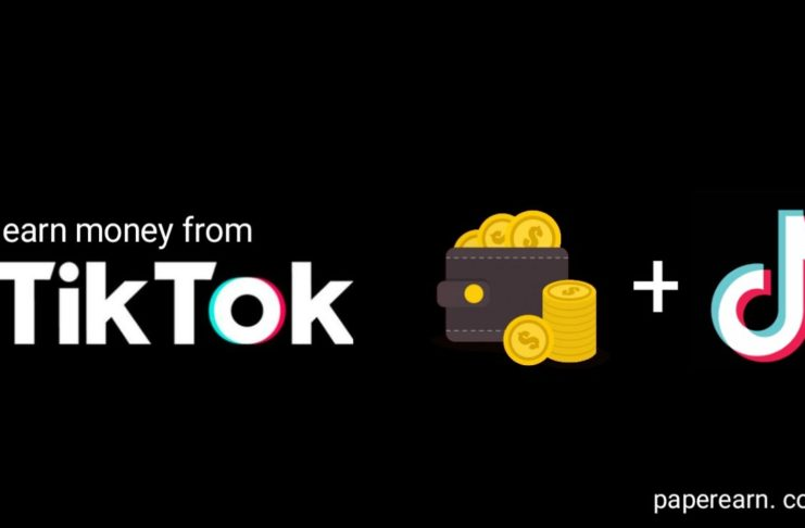 How to make money with TikTok 2020 - paperearn.com
