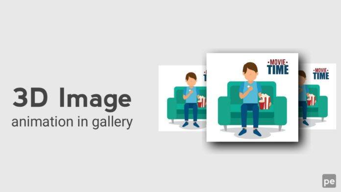 Animate the Image View in Android.