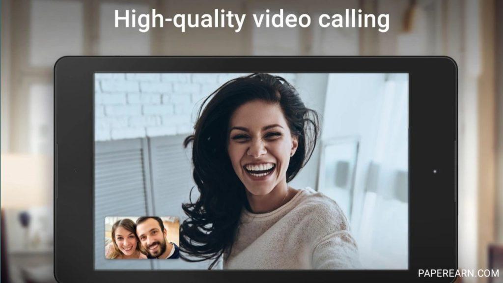 Best video calling App - paperearn.com