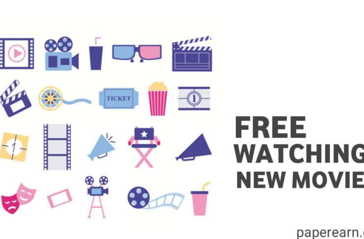 Free Watching All-New Movie - paperearn.com