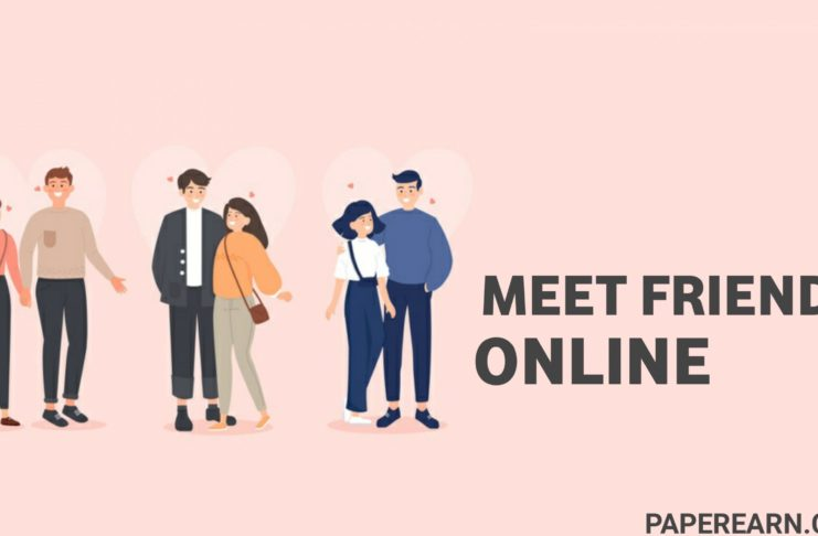 Meet Chat Best Android App - paperearn.com