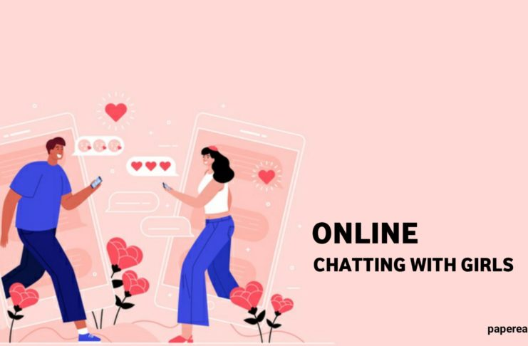 Online Chatting With Girls