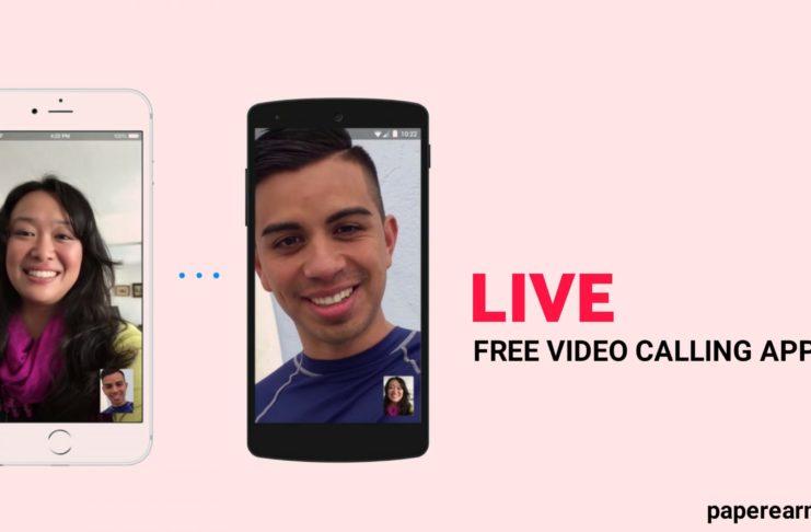 Live Free Video Calling app