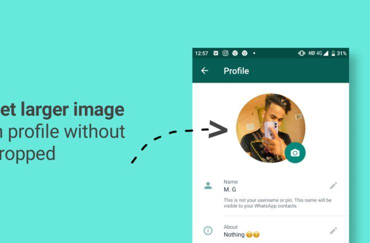 WhatsApp Crop Best Android app