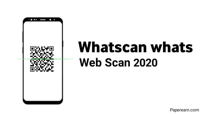 Whatscan whats web scan Best Android App