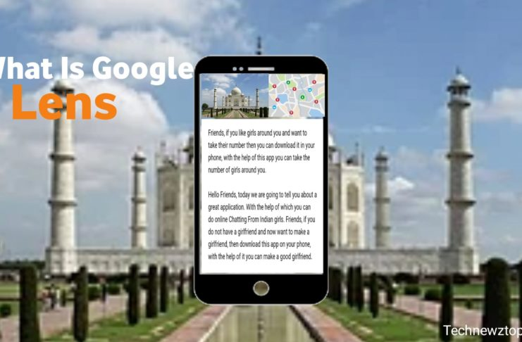 what Is Google Lens