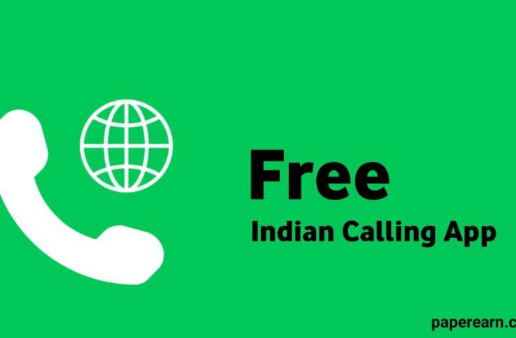 Free Voice Calling App