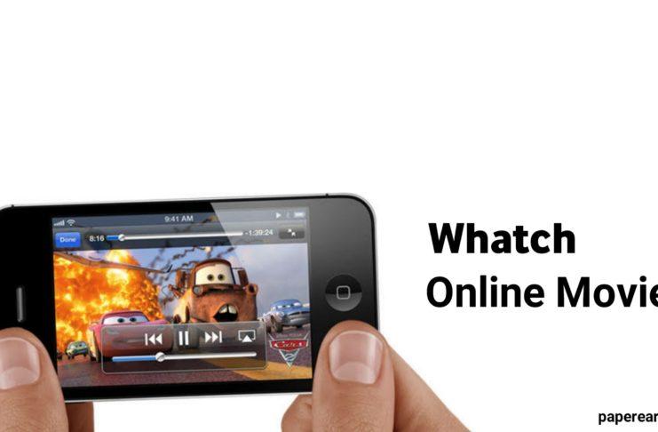Free Watch Online Movies