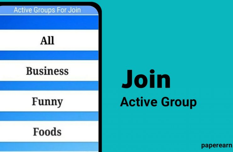 Join Active Group App