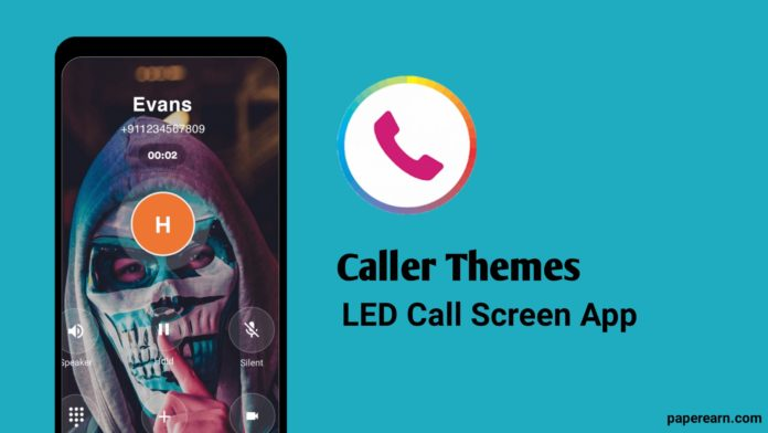 LED Call Screen