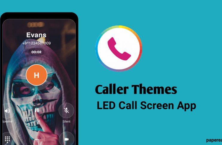 LED Call Screen
