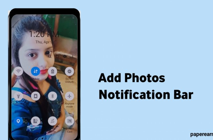 Notifications and Quick Settings