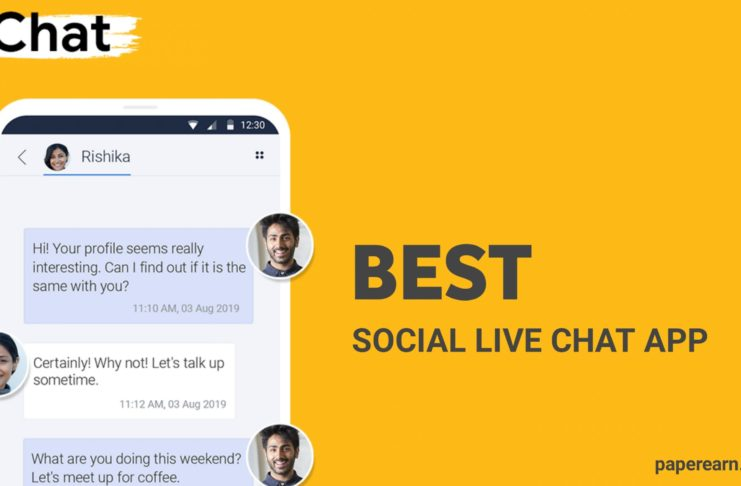 Best Social Live Chat App for Android devices