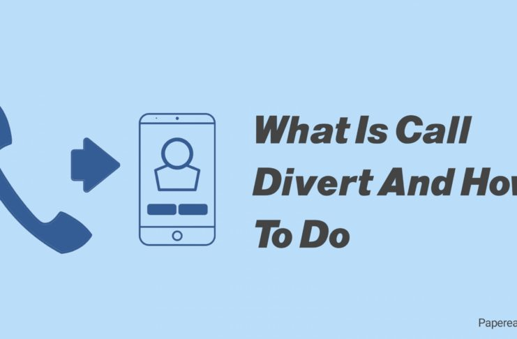 What is call divert and how to do