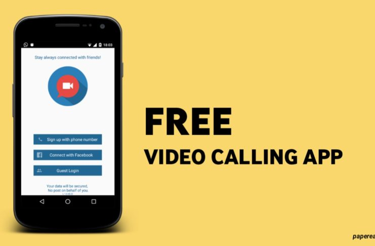 Free Video Calling App.