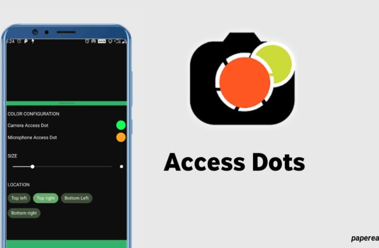 Access Dots Secure Device