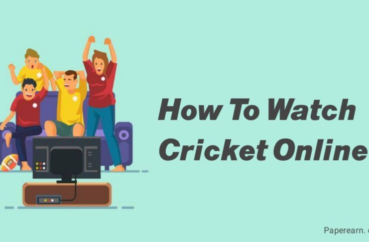 How To Watch Cricket Online