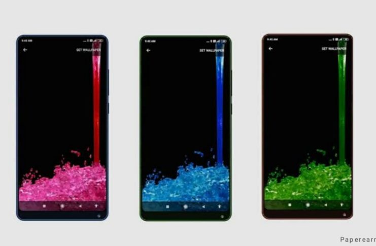 Best Amazing Water Live Wallpaper Android App.