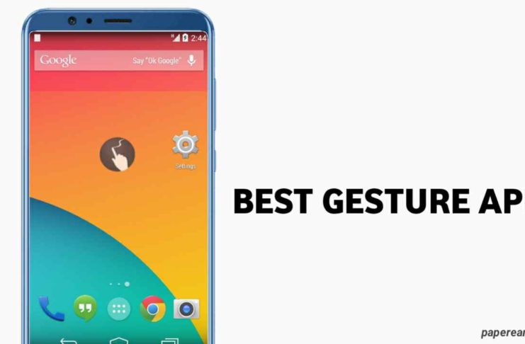 Best Gesture Android App