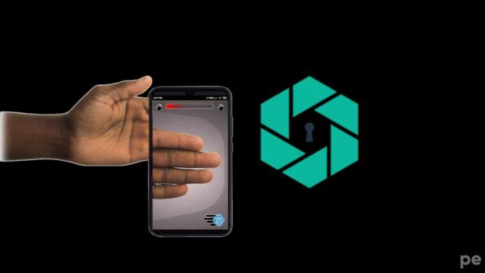 ICE Unlock Fingerprint Scanner App.