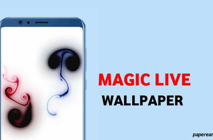 Magic Live Wallpaper App