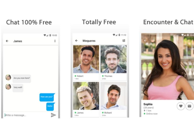 Mequeres Free Dating App