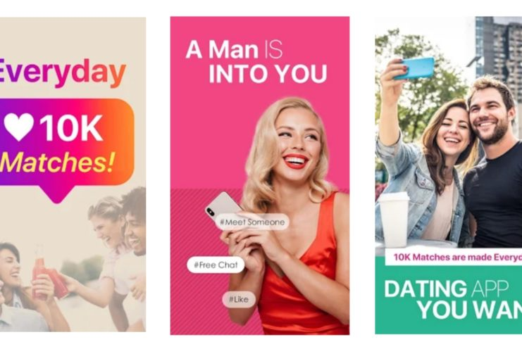 Single Free Meetup Dating Android App.