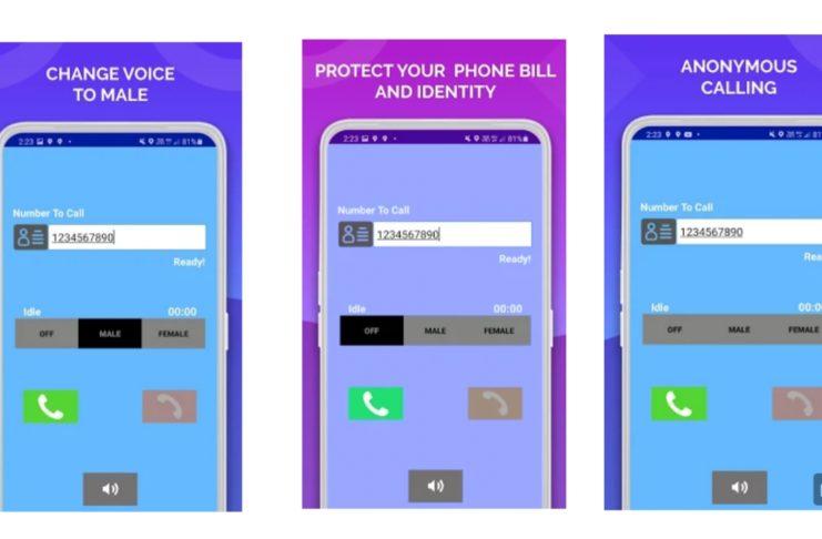 Use Phone Id Faker.
