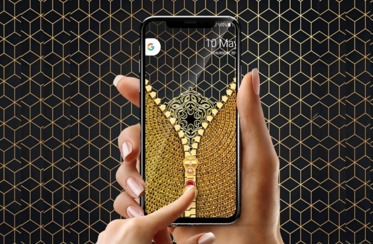 What Is Gold Lock Screen App And How To Use