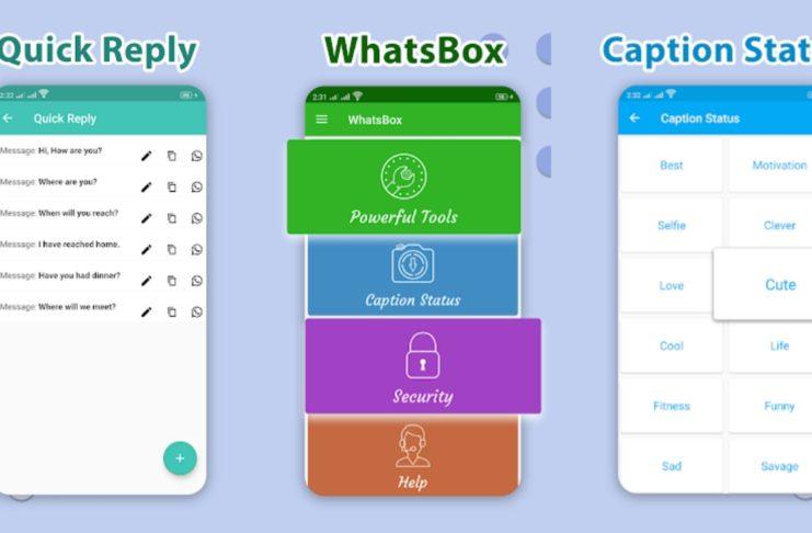 Whatbox Tools App