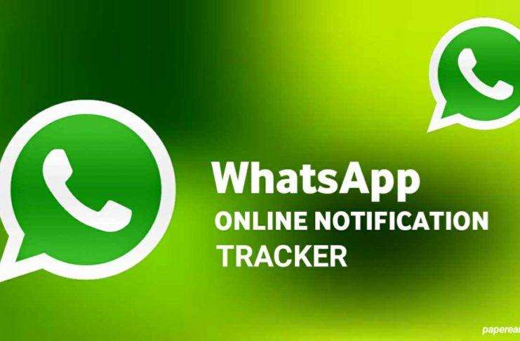 WhatsApp Online Last Seen