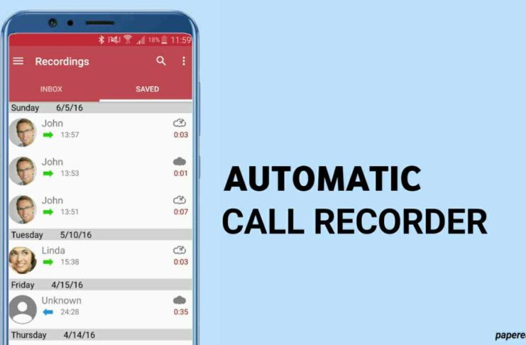 Automatic Call Recorder Best
