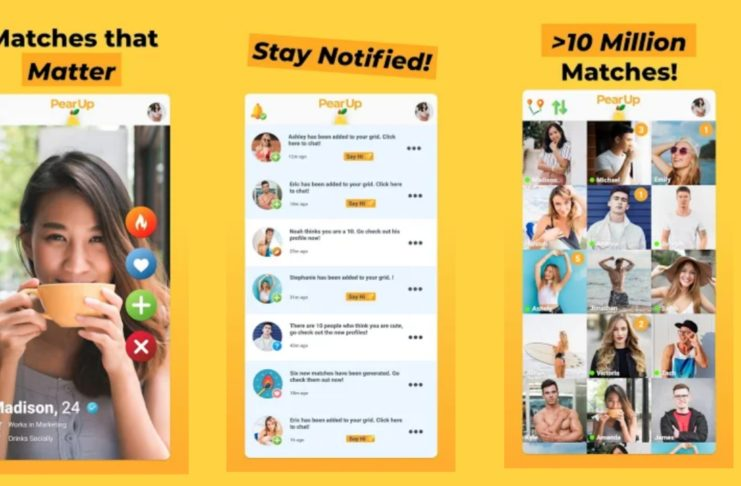 PearUp Free Dating