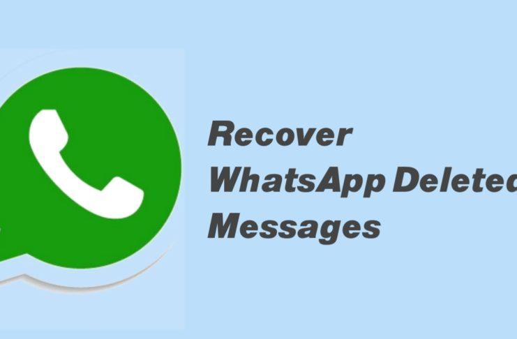 Using WhatsRemoved+ App.