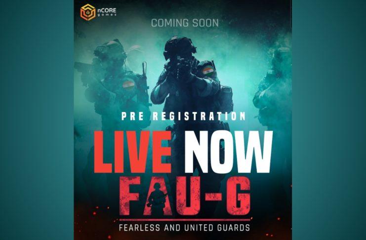 FAU-G Game Pre- Registration