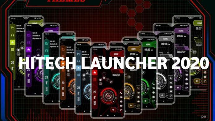 Hitech launcher 2020