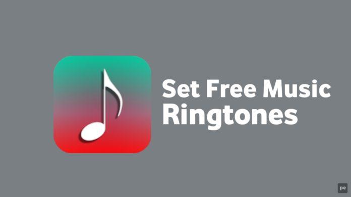 Set Free Music Ringtones