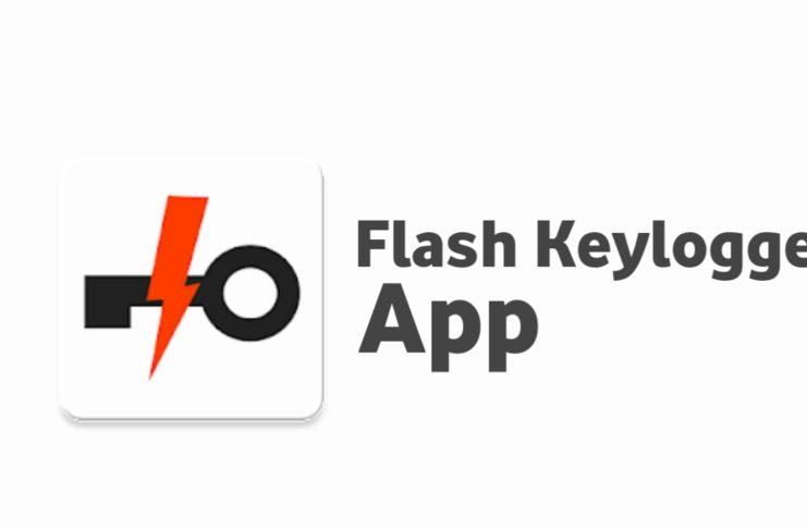 flash keylogger app