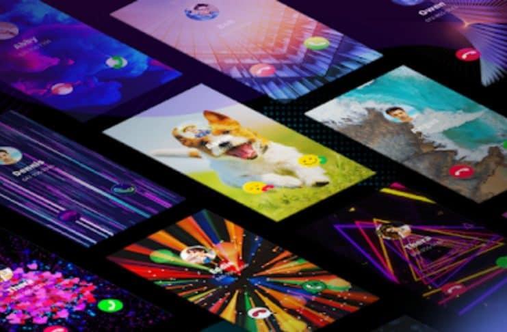 Caller Screen Themes App