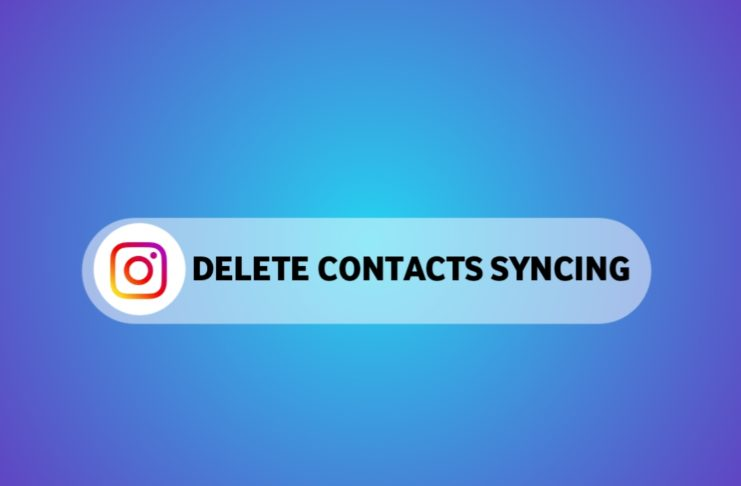 contacts syncing