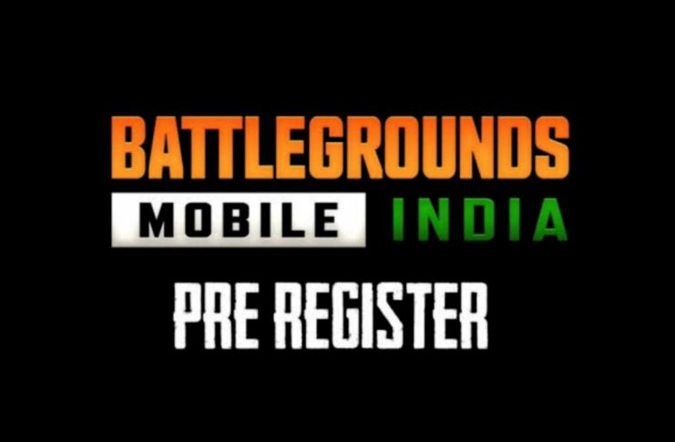 Battleground Mobile Pre-registration