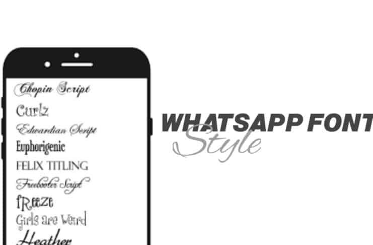 WhatsApp Fonts Keyboard