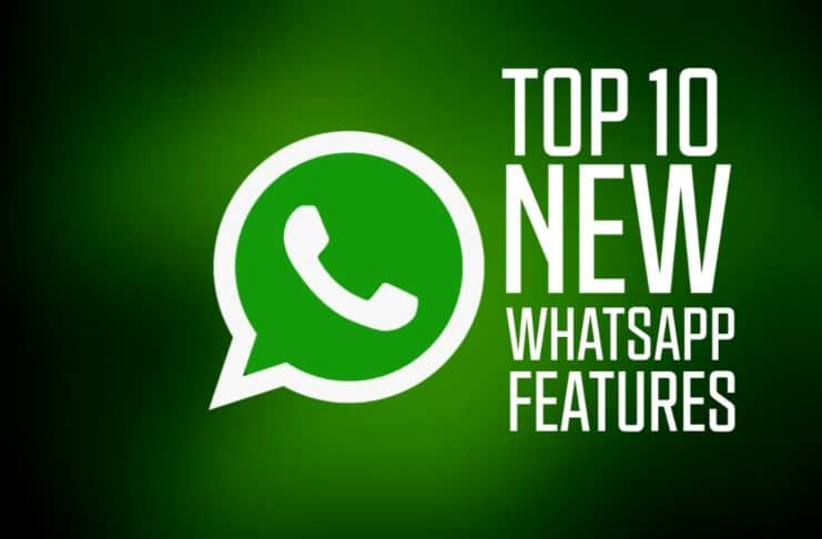 new whatsapp update features
