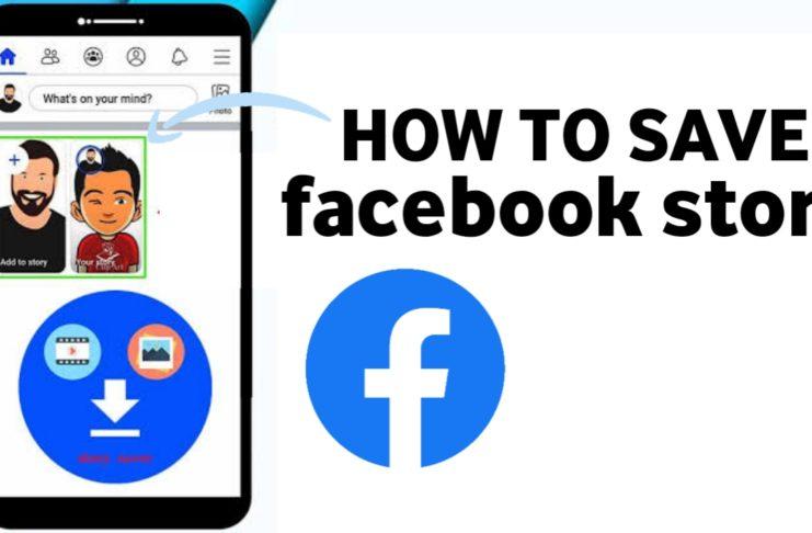 Save Facebook Stories