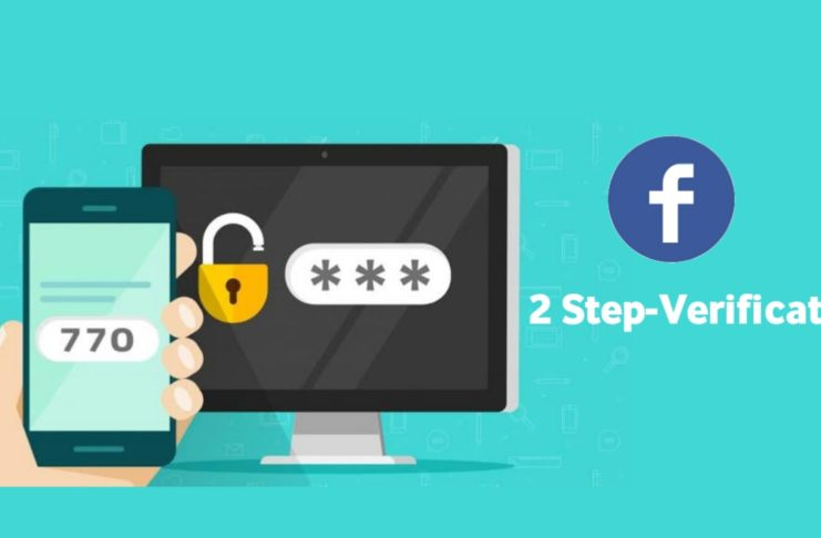 Two-Step Verification in Facebook