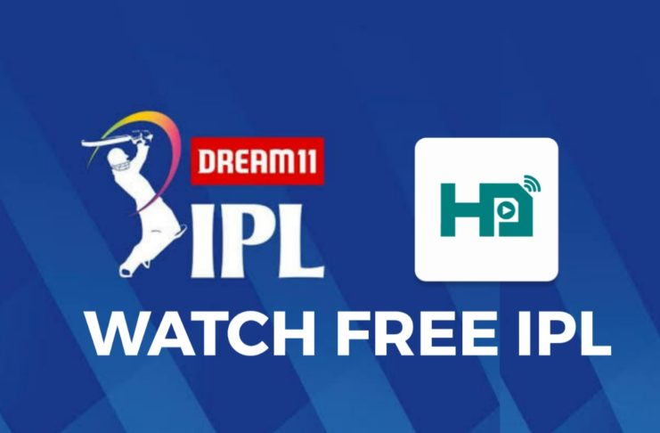 Watch IPL without any subscription.